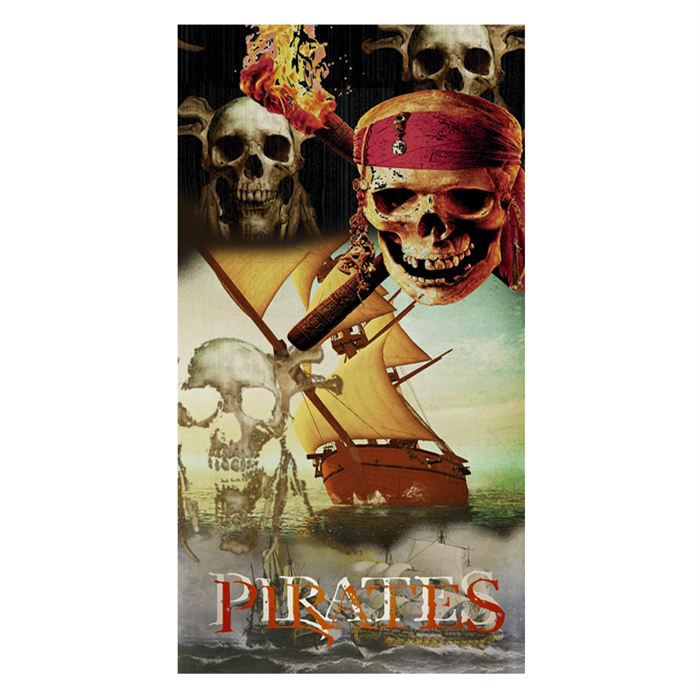 d plage pirates des caraibes achat vente d plage. Black Bedroom Furniture Sets. Home Design Ideas