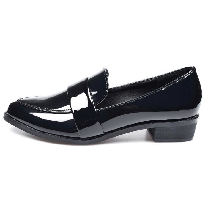 Classique Penny Mocassins Slip-on Chaussures de mode IC3FV Taille-38