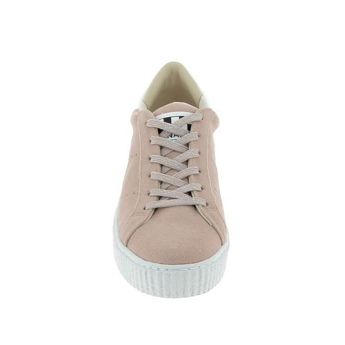 Basket -mode - Sneakers No Name Picadilly Rose