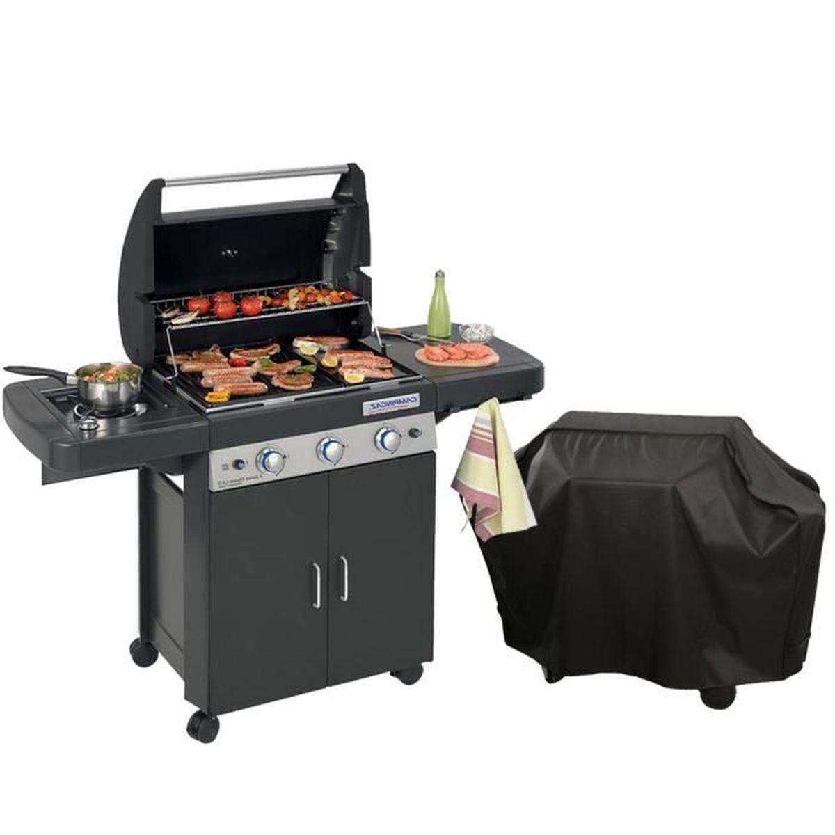 Barbecue Ou Plancha Que Choisir barbecue camping gaz