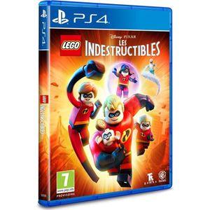 JEU PS4 LEGO Disney/Pixar LES INDESTRUCTIBLES Jeu PS4