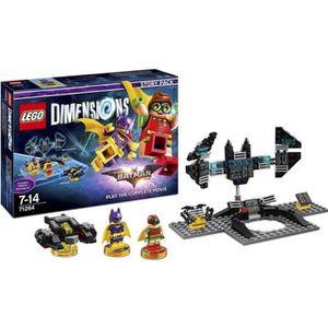 FIGURINE DE JEU Figurine LEGO Dimensions - Pack Histoire - The LEG