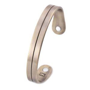 AIMANTS - MAGNETS Soins magnétique simple féminin à tête ronde Brace