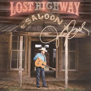 CD MUSIQUE DU MONDE Johnny Bush - Lost Highway Saloon