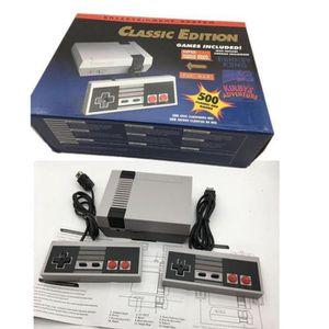 JEU CONSOLE RÉTRO Mini NES Console de jeux vidéo Jeux avec 500 Diffé