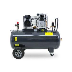 COMPRESSEUR Compresseur 200 litres 3 cv 230v horizontal