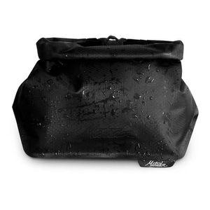 Black Noir MATADOR FlatPak Toiletry Bottle 3pk Trousse de Toilette 0,09 liters 10 cm