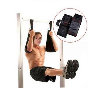 BARRE POUR TRACTION Lot de 2 Bandes de bras Fitness Musculation à domi