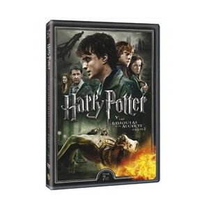 DVD FILM Harry Potter and the Deathly Hallows: Part II (HAR