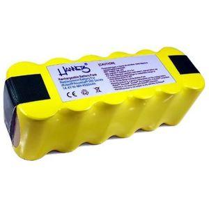 Li-Ion original vhbw® Akku für iRobot Roomba 500-Serie 2000mAh