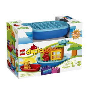 ASSEMBLAGE CONSTRUCTION LEGO Duplo 10567 bâtiment enfant - fille 18pc (s)