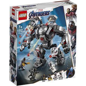 ASSEMBLAGE CONSTRUCTION LEGO® Marvel Super Heroes 76124-Nouveaute 2019- L'