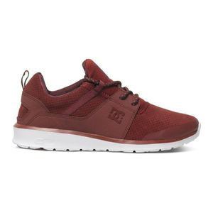 SKATESHOES Chaussures homme DC HEATHROW PRESTIGE red clay