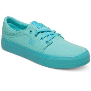 BASKET DC SHOES Trase Tx Chaussure Femme - Taille 36 - BL