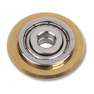 CARRELETTE Molette RUBI de rechange GOLD 22 mm. pour Slim Cut
