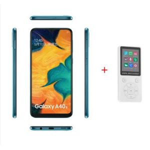 SMARTPHONE Samsung Galaxy A40s 4G LTE Smartphone Android 6.4