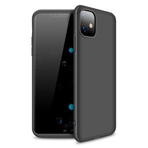 COQUE - BUMPER Coque iPhone 11, Ultra Slim Rigide Léger 3-en-1 Bu