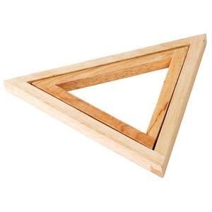 DESSOUS DE PLAT  Triangles dessous de plat en bois Vogue