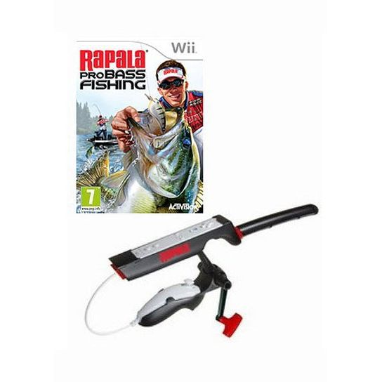 rapala pro fishing for ps3