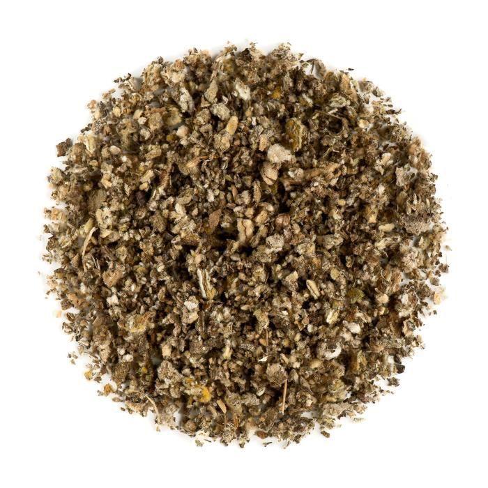 Molene Feuilles Tisane Bio Mullein - Feuile Verbascum Infusion 100g