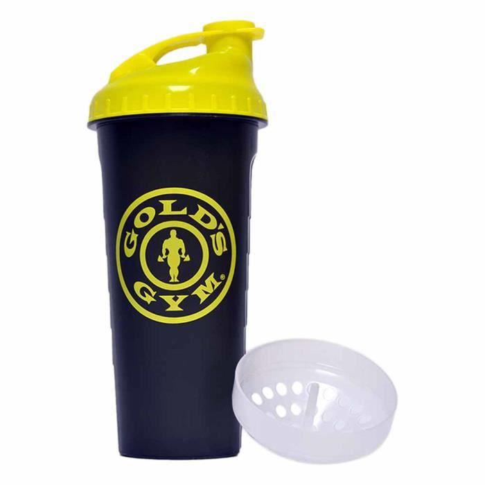 Accessoires entrainement Hydratation Gold´s Gym Shaker Bottle