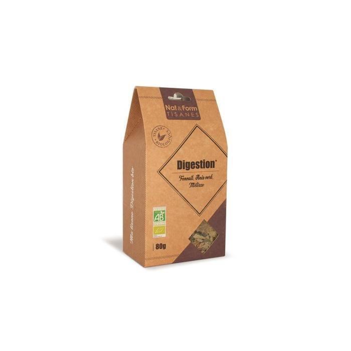 - Tisane Digestion Bio - 80 g