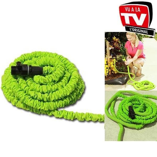 Pocket hose - Tuyau d'arrosage extensible 15m - pocket02