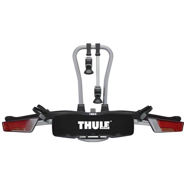 THULE Porte-vélos EasyFold 931 13-pin - L 61 cm - Gris et noir