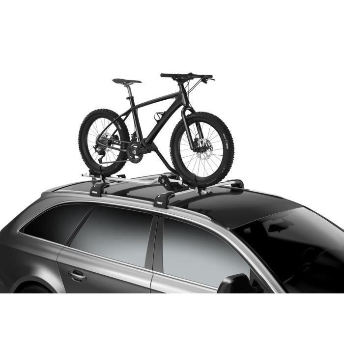 Thule ProRide Porte-vélos vertical pour un montage rapide et pratique – pour des vélos allant jusqu'à 20 kg