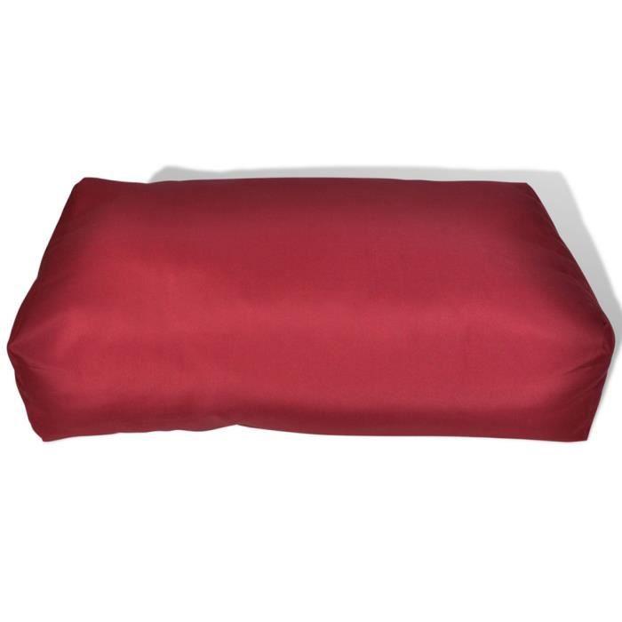 Ce coussin rembourré, avec une épaisseur supplémentaire de 20 cm, offrira un confort d'assise optimal. Il est adapté pour des cha...