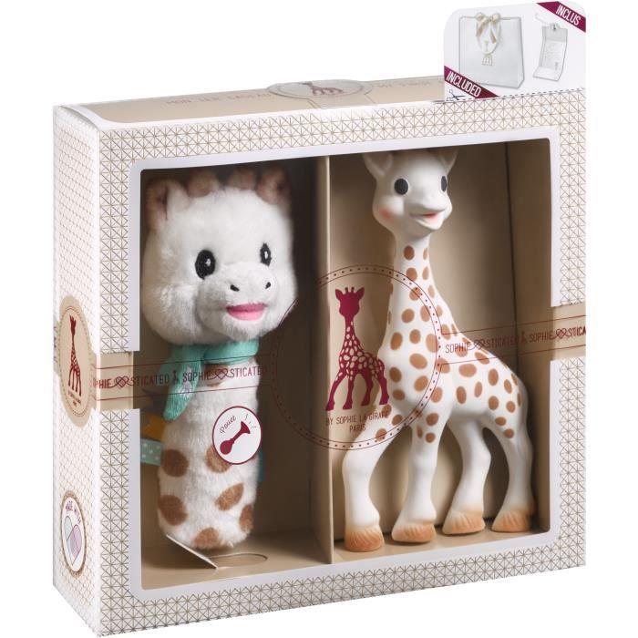 Sophie la girafe - Création classique - compostion 6
