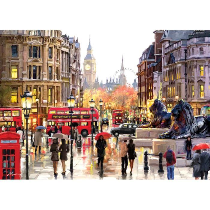 PUZZLE Puzzle 2000 pièces Londres