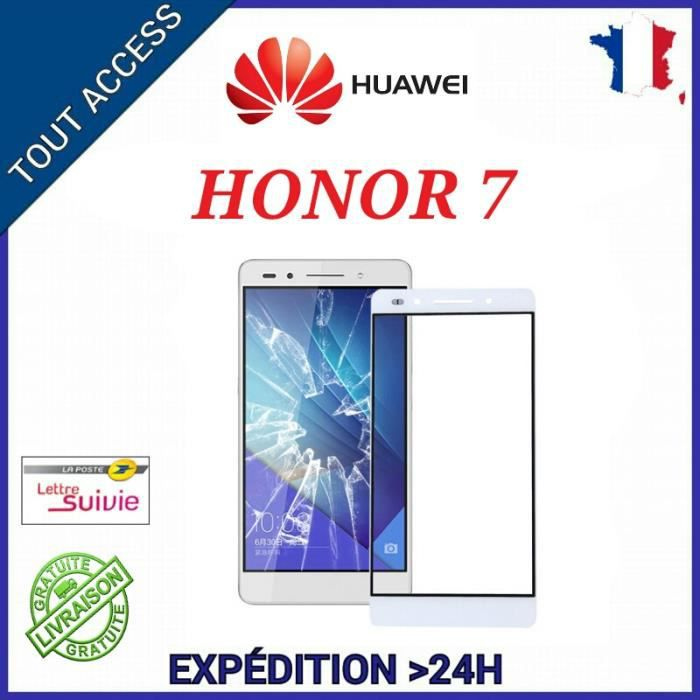 Vitre huawei honor 7 outils adh sif achat ecran de for Photo ecran honor 7