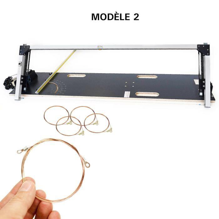 Le dispositif de coupe à fil chaud GAZELLE (modèle