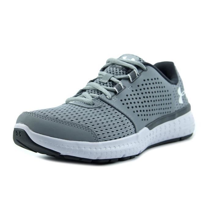 Under Armour Micro G Fuel Gris - Chaussures Baskets basses Femme