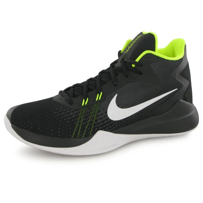 Nike Zoom Evidence noir, chaussures de basketball homme ...