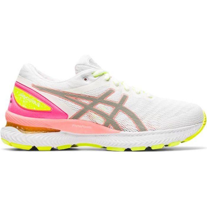 Chaussures de running femme Asics Gel-Nimbus 22 Lite-Show ...