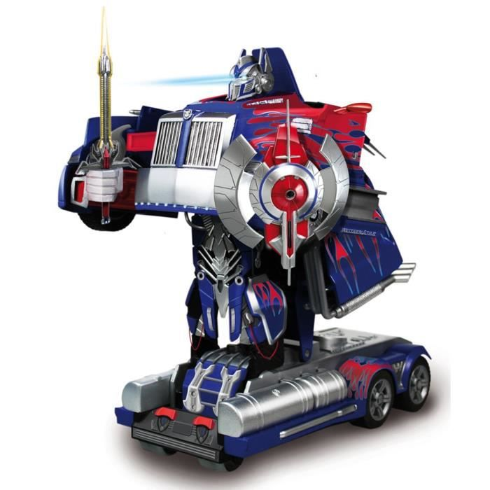 nikko rc camion autobot optimus prime achat vente voiture enfant cdiscount. Black Bedroom Furniture Sets. Home Design Ideas
