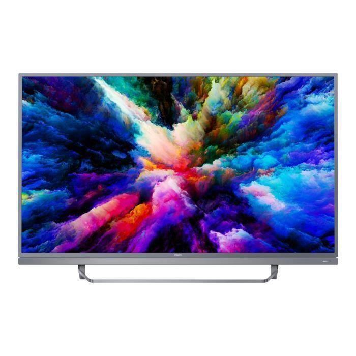 """Téléviseur LED Philips 49PUS7503 Classe 49"""" 7500 Series TV LED Sm"""