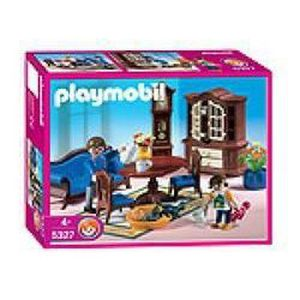 Playmobil dollhouse achat vente playmobil dollhouse for Salle a manger playmobil