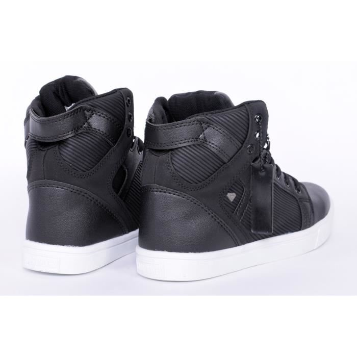 Sneakers Baskets montantes Noir Cash Money Devil CMS24 4G7Tjsy37