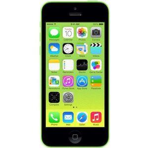 SMARTPHONE iPhone 5c 8 Go Vert Reconditionné - Comme Neuf
