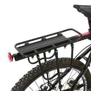 PORTE-BAGAGES VÉLO Porte-siège de vélo alliage d'aluminium Vélo Arriè