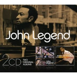 CD MUSIQUE DU MONDE John Legend - Once Again/Lifted