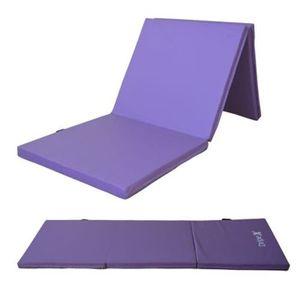 TAPIS DE SOL FITNESS 1.8M Tapis de gymnastique universel portable - vio