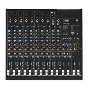 TABLE DE MIXAGE Table de mixage audio 10 canaux