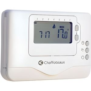 THERMOSTAT D'AMBIANCE Thermostat programmable Easy Control