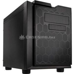 BOITIER PC  Chieftec CI-01B-OP GAMING Cube Micro-ATX - schwarz
