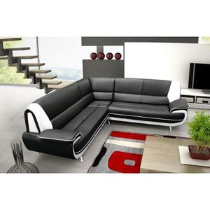 canap d angle achat vente canap d angle pas cher cdiscount. Black Bedroom Furniture Sets. Home Design Ideas