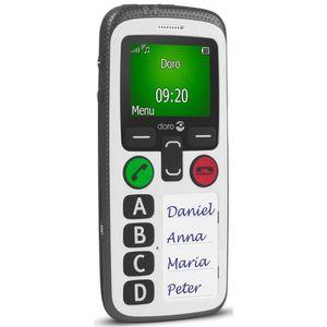 Téléphone portable Téléphone portable d'urgence - malvoyant -Doro 580
